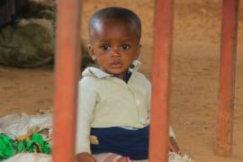 В ДР Конго от Эболы сильно страдают дети