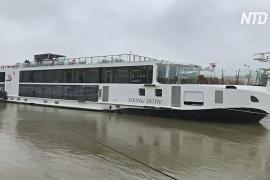 В Венгрии арестован капитан судна, из-за которого затонул катер с туристами