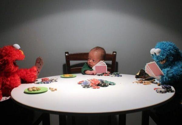 7 2 - Как отец с помощью фото сделал недоношенного ребёнка супергероем