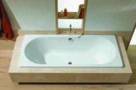 Старая купельница или новая ванна?