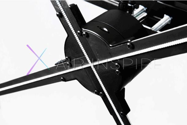 3D вентиляторы – новшество в рекламе