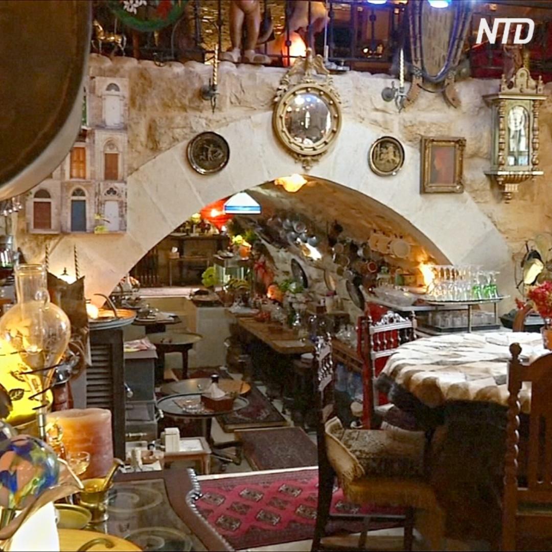 Ливанец 14 лет потратил на свой отель. Только посмотрите на результат