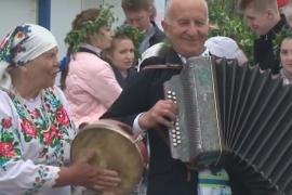 Юрьев день в Беларуси отметили танцами, песнями и обрядами