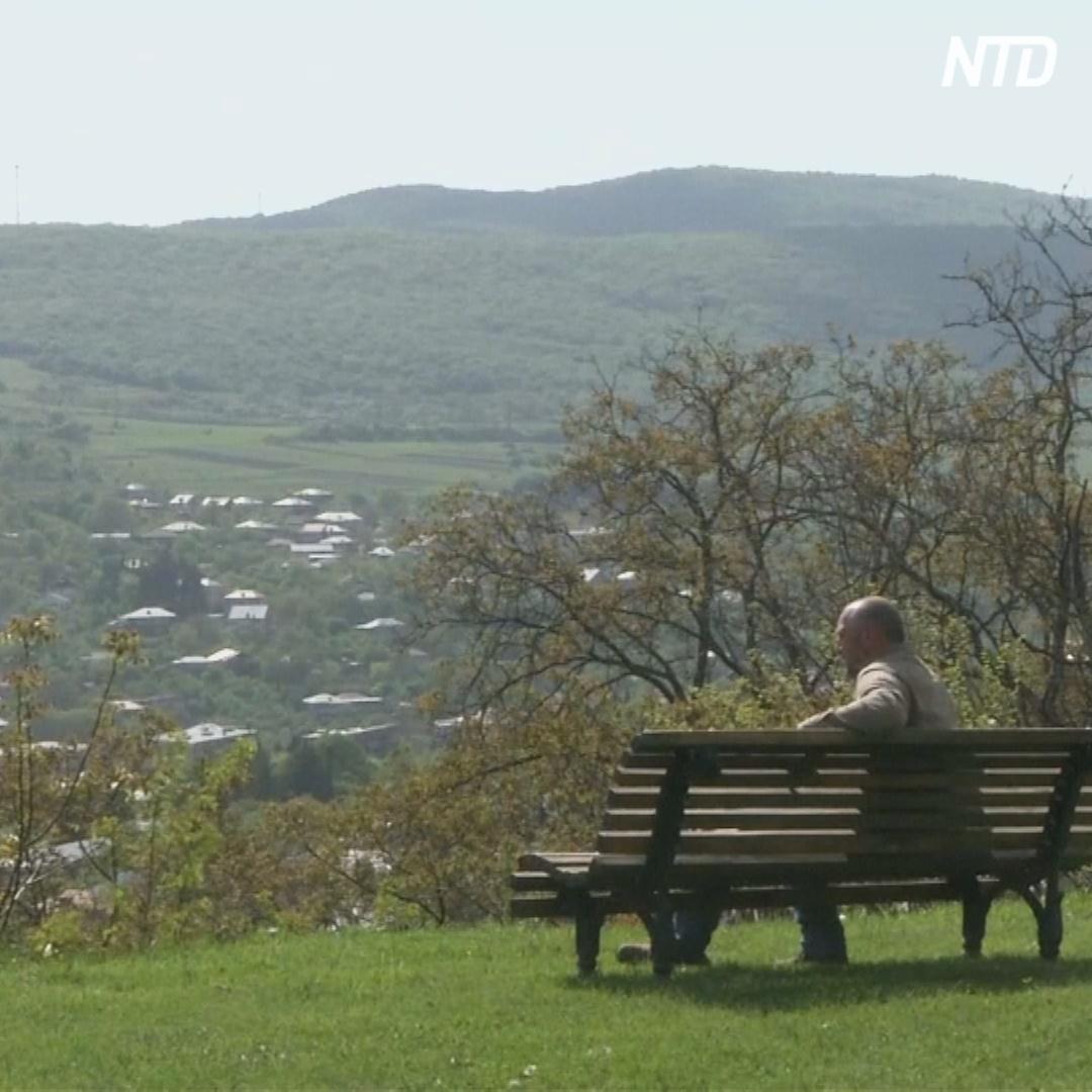 Экс-президент Грузии сдаёт свой коттедж постояльцам