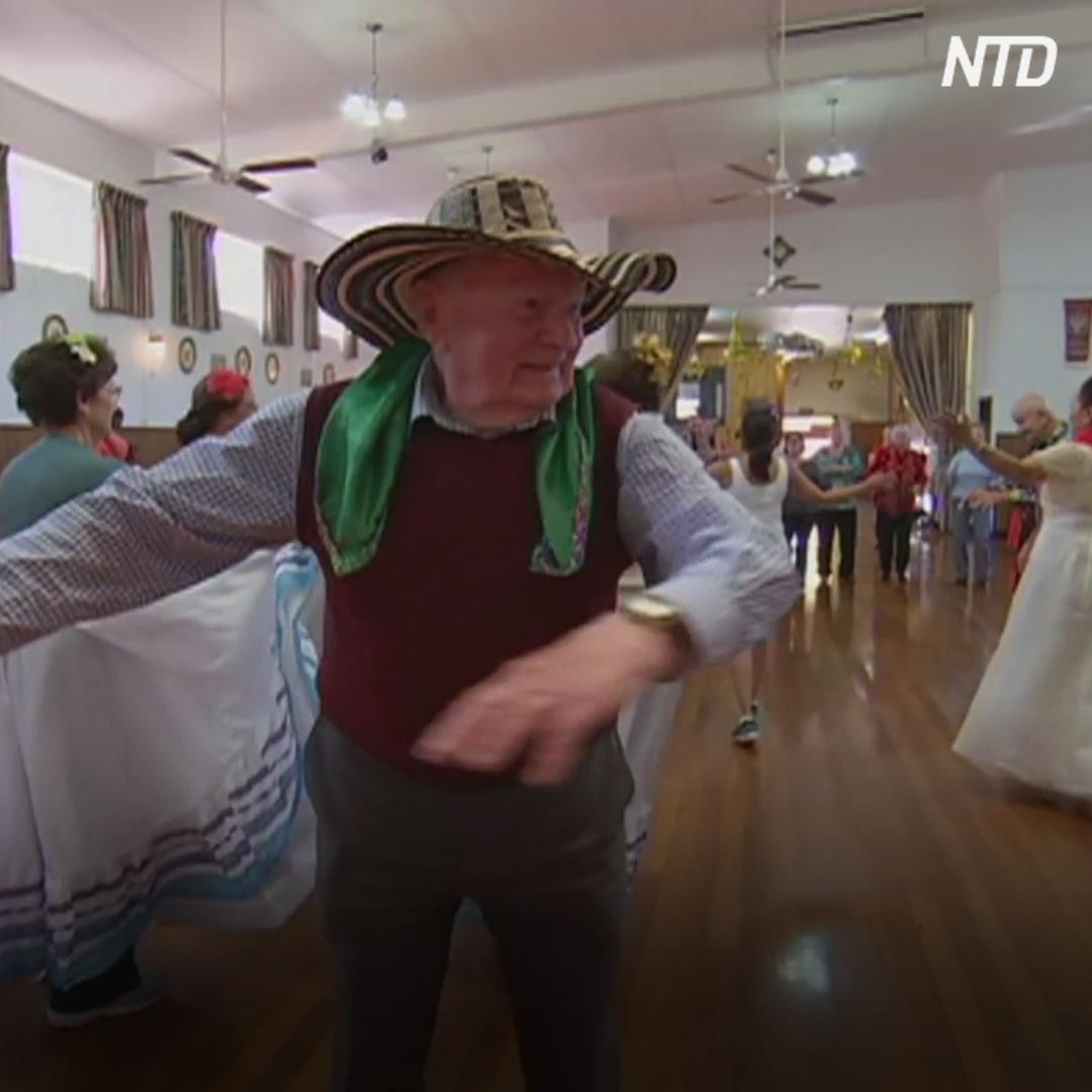 Танцы и йога: пожилых австралийцев спасают от одиночества