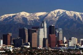 Летний сезон в Лос-Анджелесе наступил
