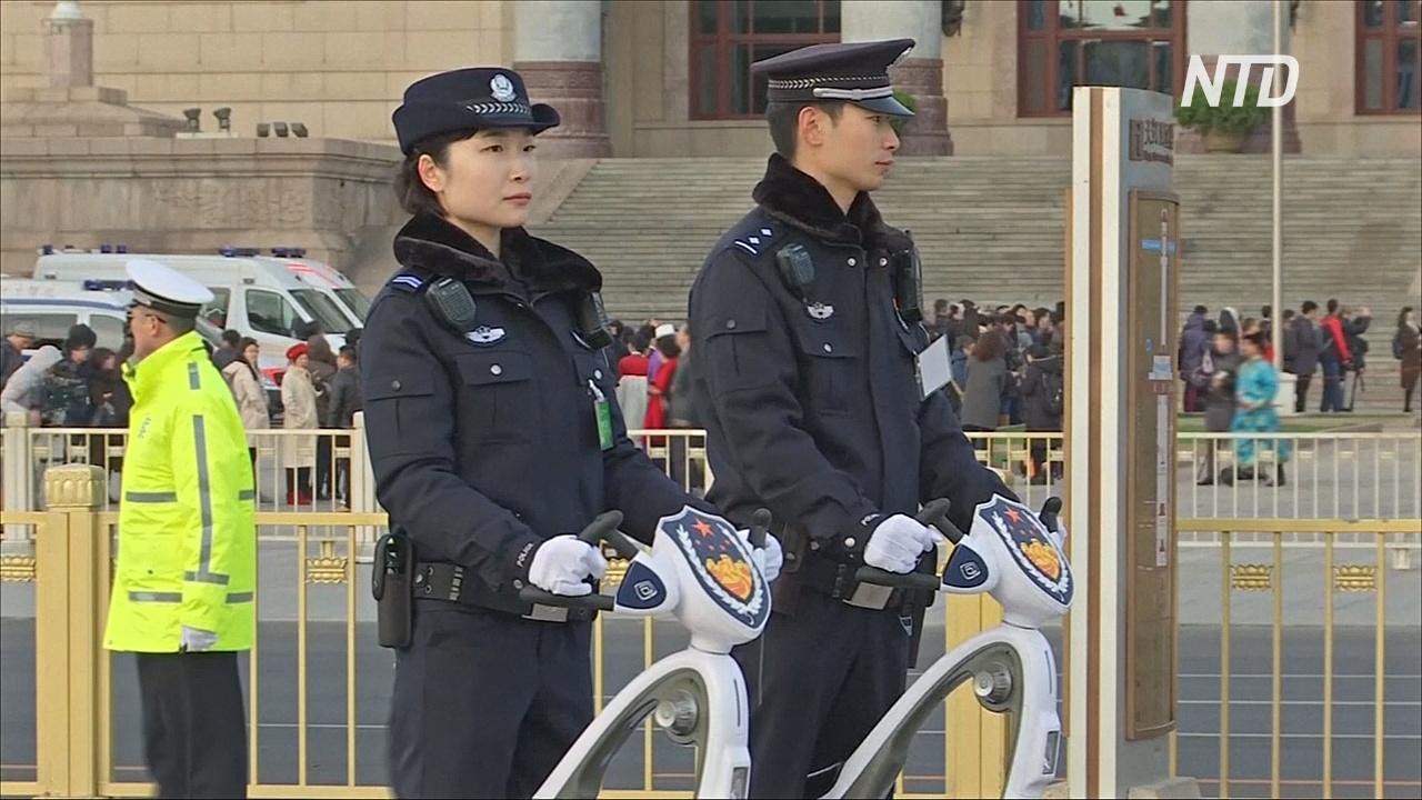 Организация Human Rights Watch призвала США наложить санкции на Китай