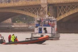 Водолазы извлекли из Дуная тела ещё двоих туристов