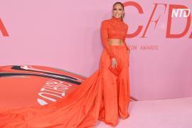 Дженнифер Лопес получила звание «икона моды»