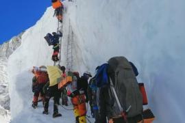 В Индии начали операцию по извлечению тел пропавших альпинистов