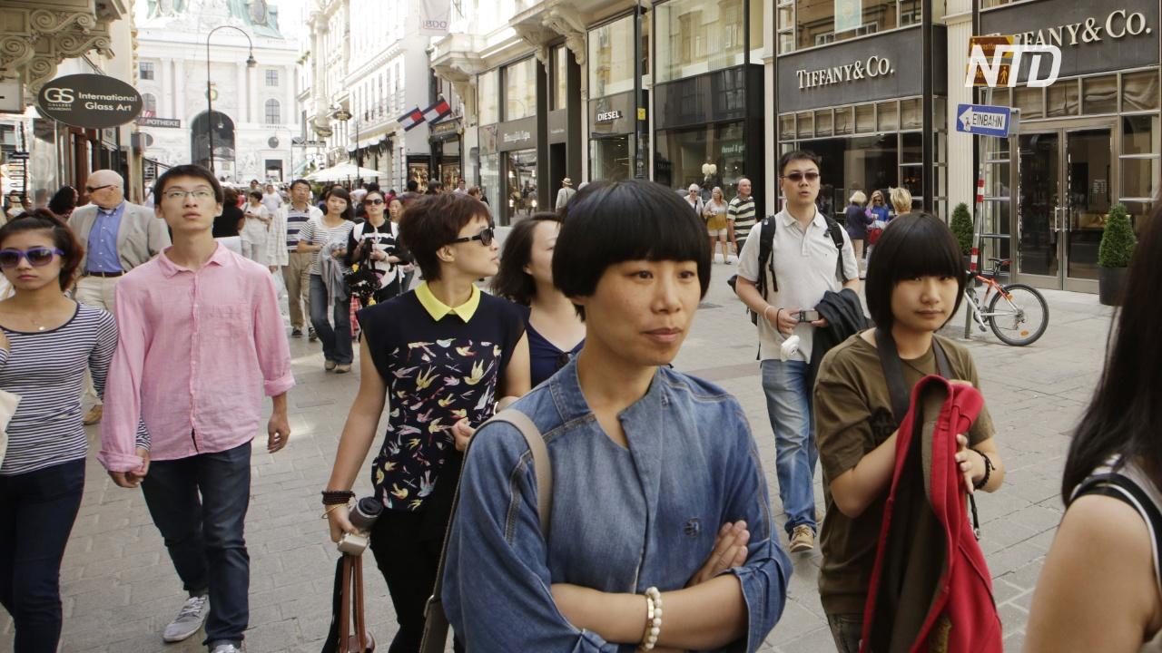 Спад продаж в Tiffany: китайские туристы меньше тратят