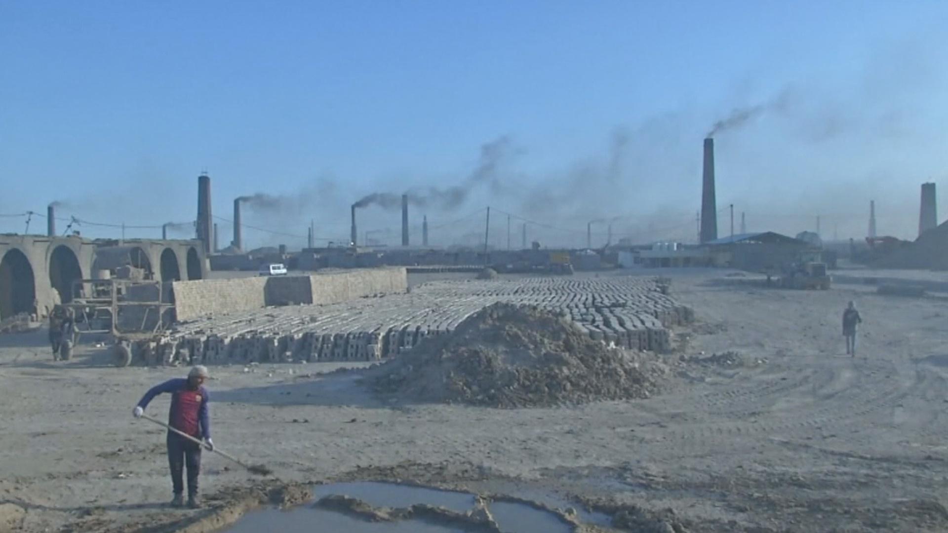 В Ираке нечем дышать из-за промышленного загрязнения