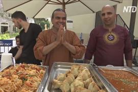 В Израиле проходит самый большой в мире веганский фестиваль