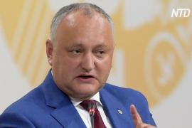 Суд отстранил от должности президента Молдовы