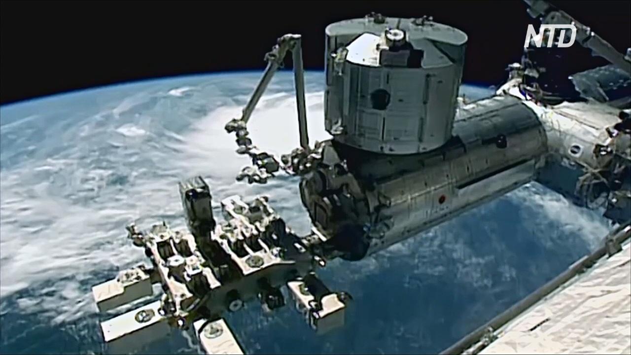 Космические туристы отправятся на МКС уже в 2020 году