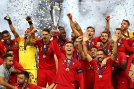 Сборная Португалии выиграла в новом турнире Лига наций УЕФА