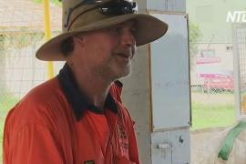 Завод по переработке мусора помогает трудоустроиться австралийским аборигенам