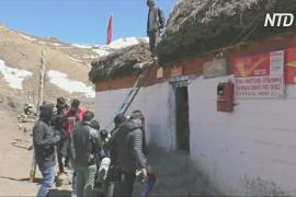 Самое высокогорное в мире почтовое отделение привлекает туристов