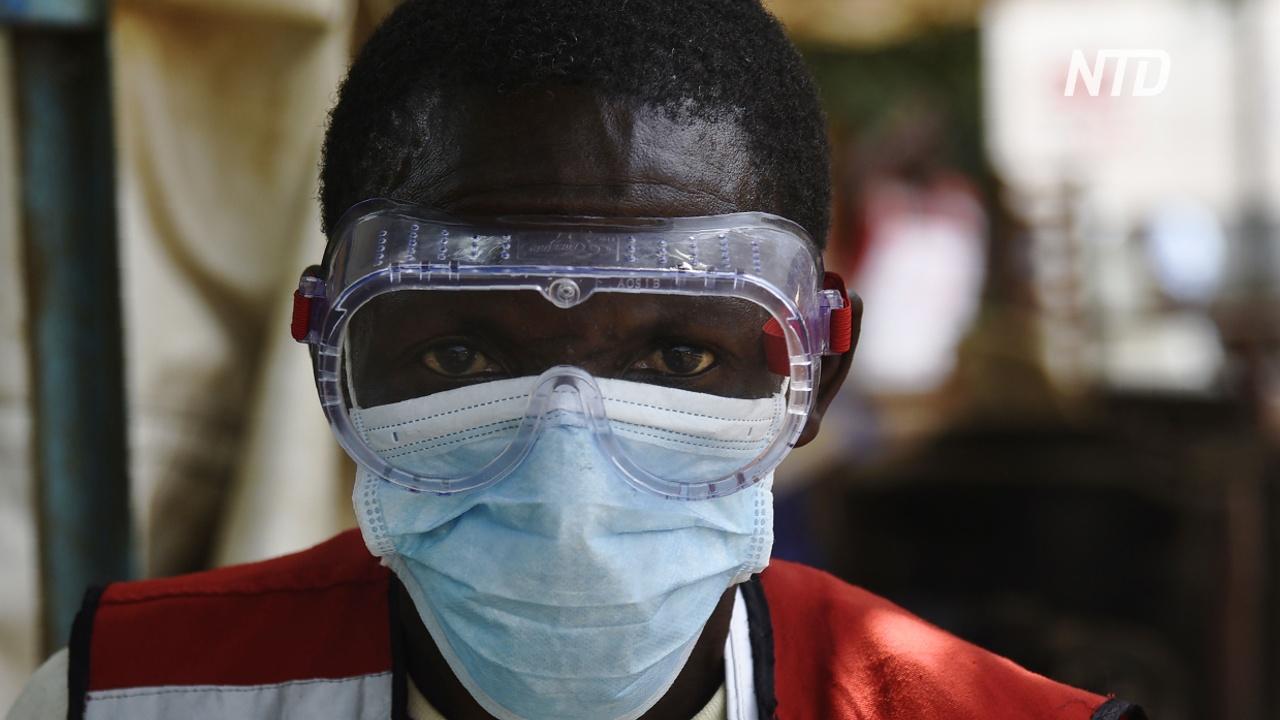 В Уганде от Эболы скончались двое конголезцев