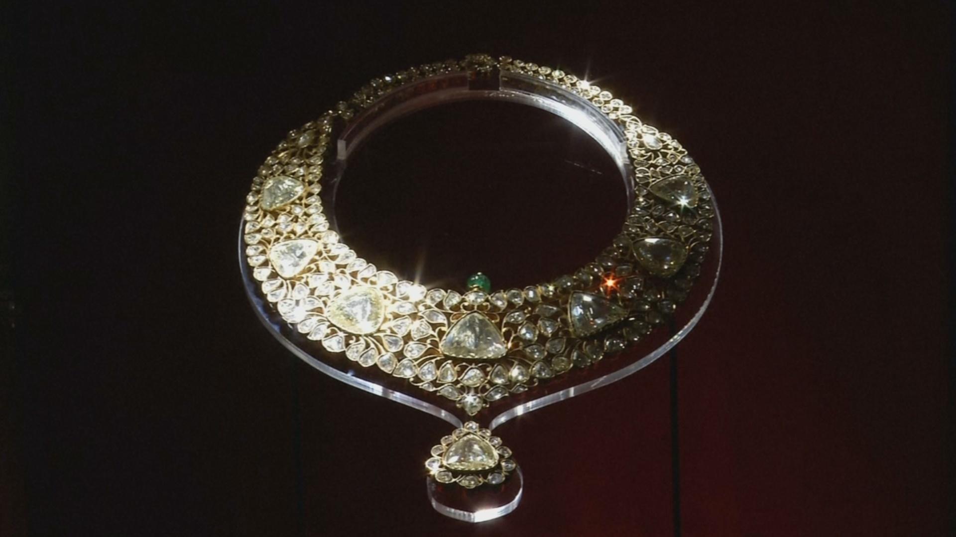 Старинные украшения махараджей продадут на аукционе в Нью-Йорке