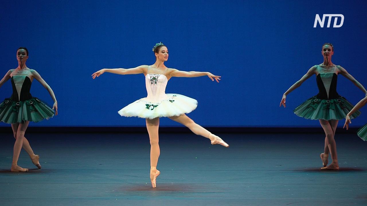 Премьера в Большом театре: балеты Бежара и Баланчина под закрытие сезона