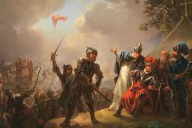 Флагу Дании, старейшему из действующих, исполнилось 800 лет