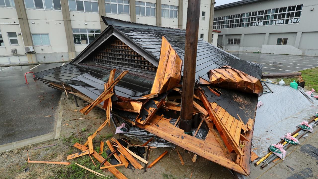 В Японии произошло землетрясение силой 6,7 балла
