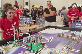 В Ливане впервые прошёл чемпионат по робототехнике First Lego League