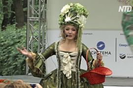 Фестиваль «Летний сад 315» прошёл в Петербурге