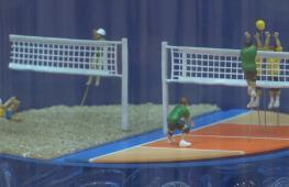 За 400 дней до старта Олимпиады 2020 в Токио выставка миниатюр