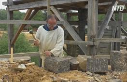 Средневековая стройка во Франции поможет в реставрации Нотр-Дама