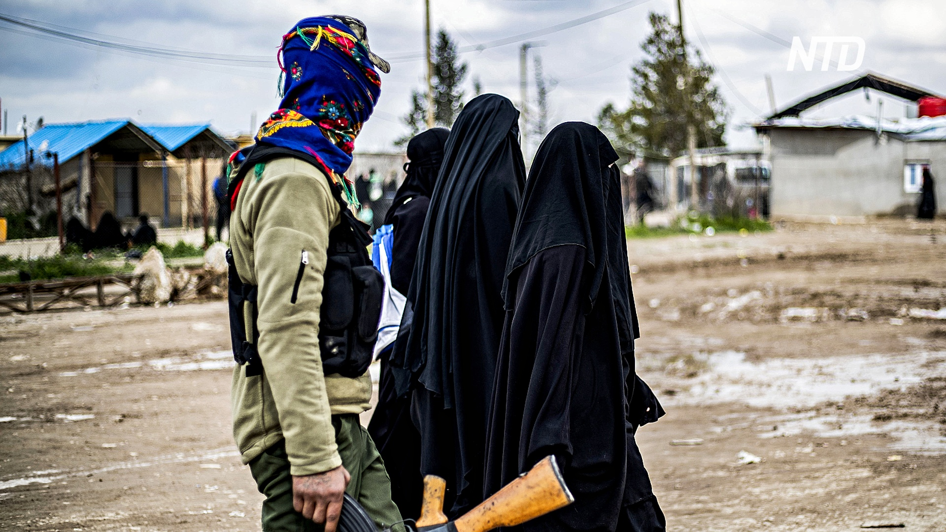 УВКПЧ ООН: экс-боевиков ИГИЛ нужно либо судить, либо отпустить