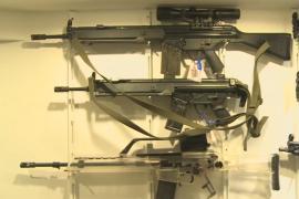 Полиция Аргентины изъяла 1000 единиц контрабандного огнестрельного оружия