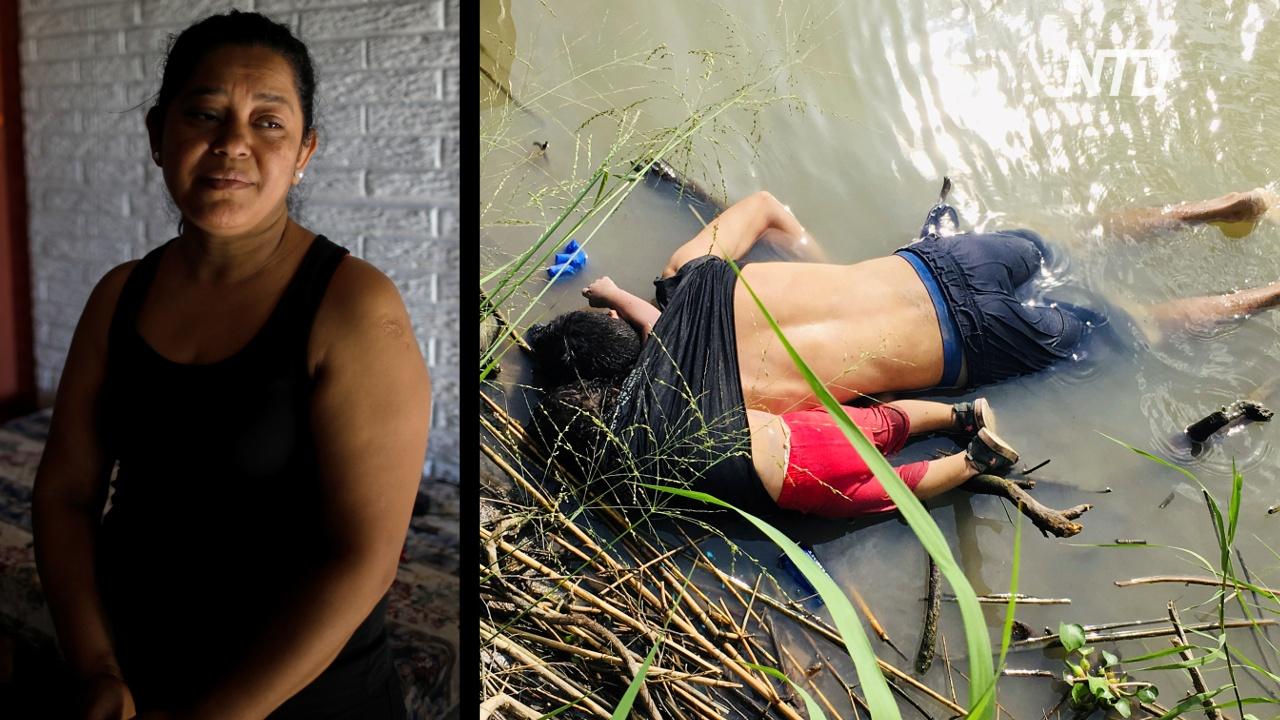 Мать утонувшего мигранта: «Он мечтал о хорошем будущем для семьи»