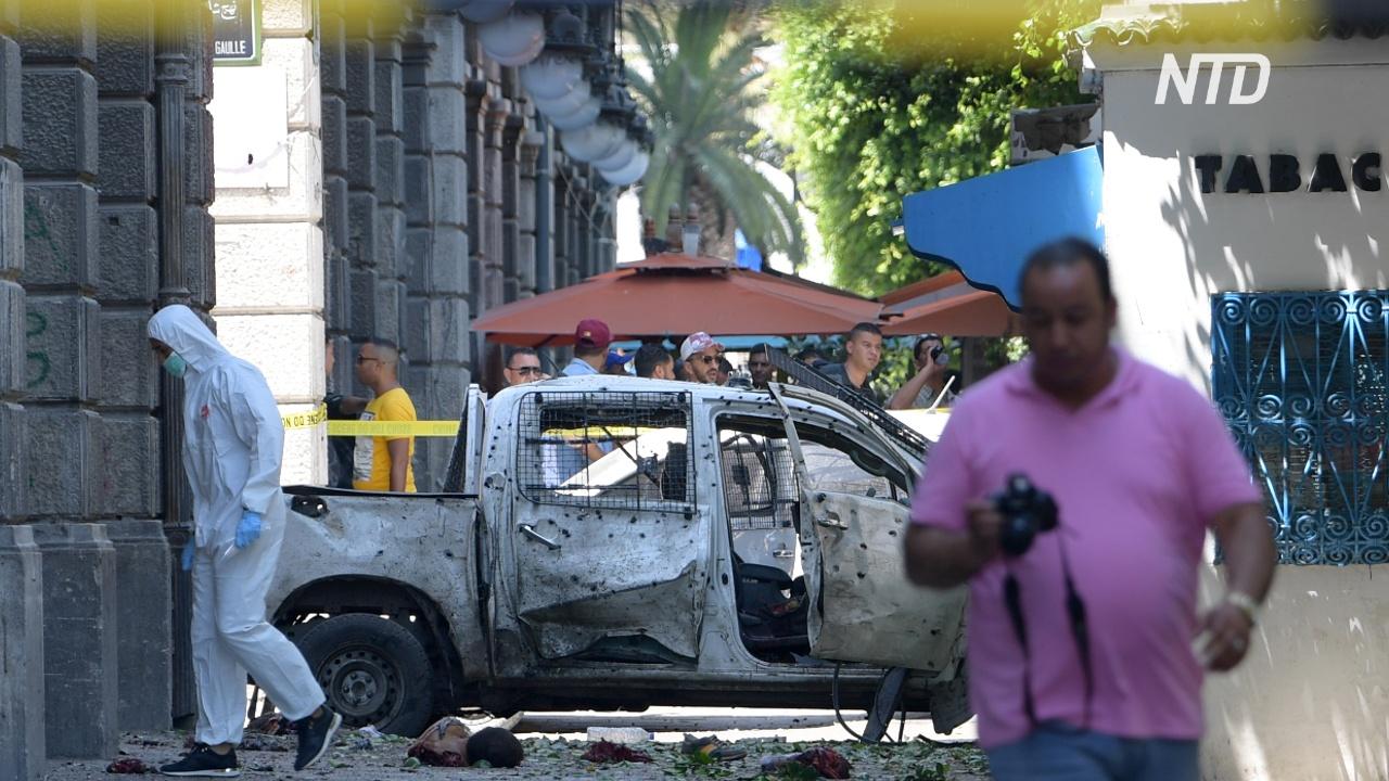 Премьер Туниса: взрывы смертников – трусливая и неудачная операция