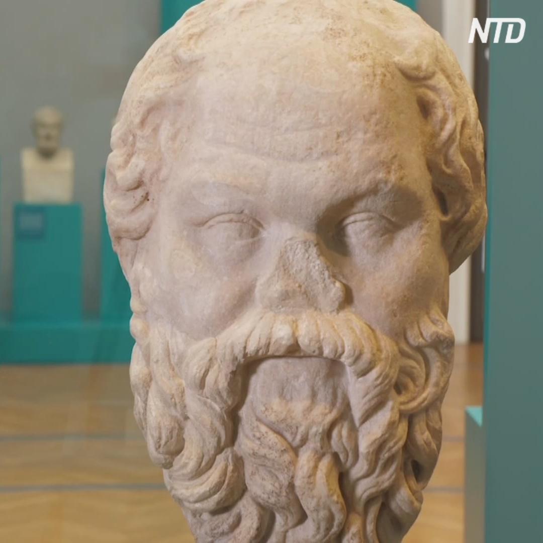 Почему древние греки изображали бородатыми даже безбородых