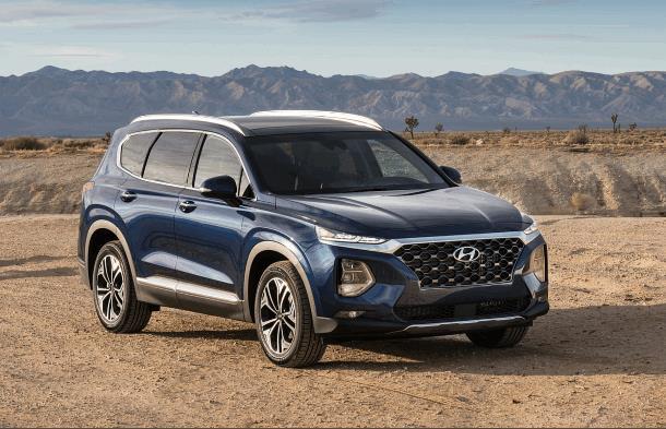 Официальный дилер представляет новый Hyundai Santa-Fe