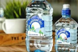 Шишкин Лес – надежный поставщик питьевой воды