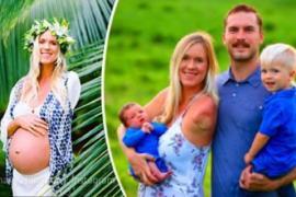 Однорукая чемпионка по сёрфингу выложила счастливые фото своей семьи