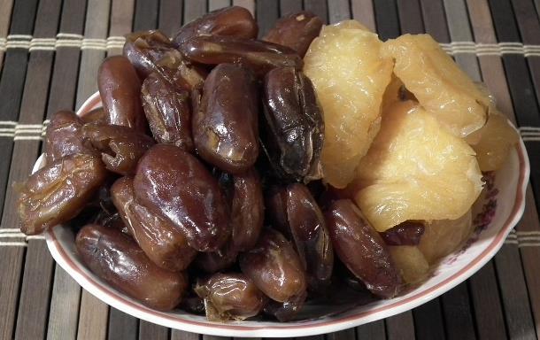 Сухофрукты и орехи от компании «Эридан Ф»