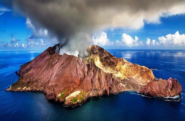 Его призвание – изучение вулканов