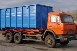 Вывоз мусора с ООО «Беркана»