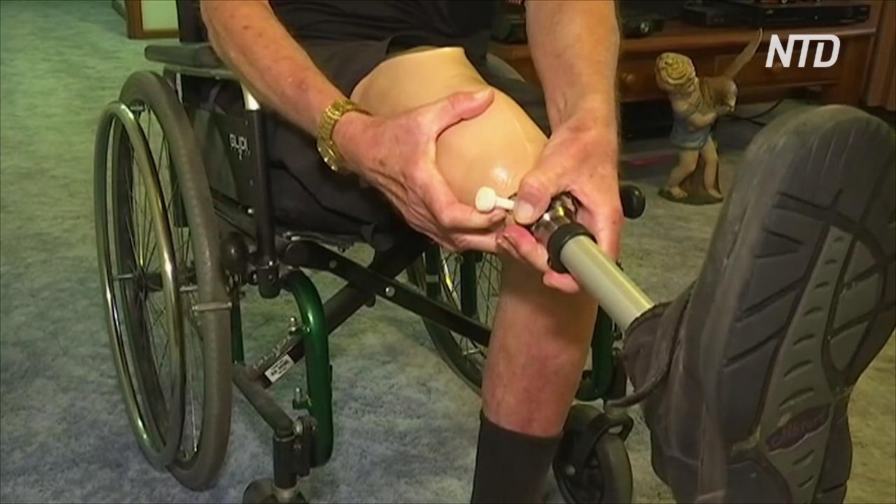 В Австралии инвалиды поддерживают друг друга, делясь опытом