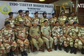 Индийских спасателей наградили за успешную операцию по поиску тел пропавших альпинистов