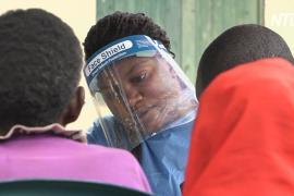 Жители конголезского города Гома боятся эпидемии Эбола