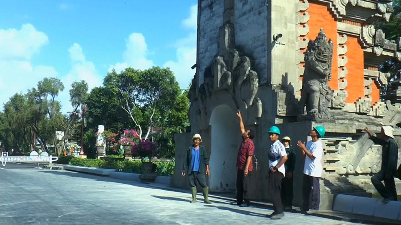 На Бали произошло землетрясение силой 6,1 балла
