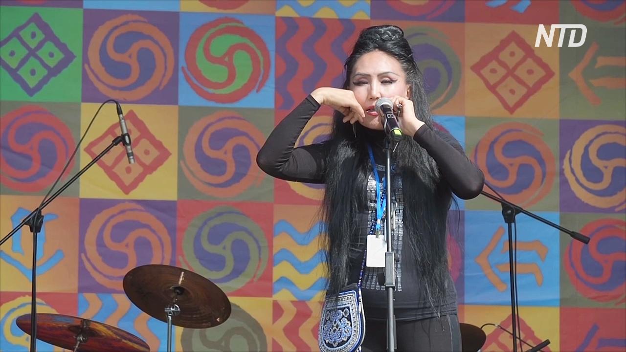 В Сибири под эгидой ЮНЕСКО прошёл фестиваль традиционной культуры