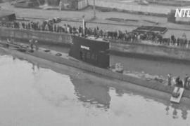 У берегов Франции нашли субмарину «Минерва», пропавшую полвека назад