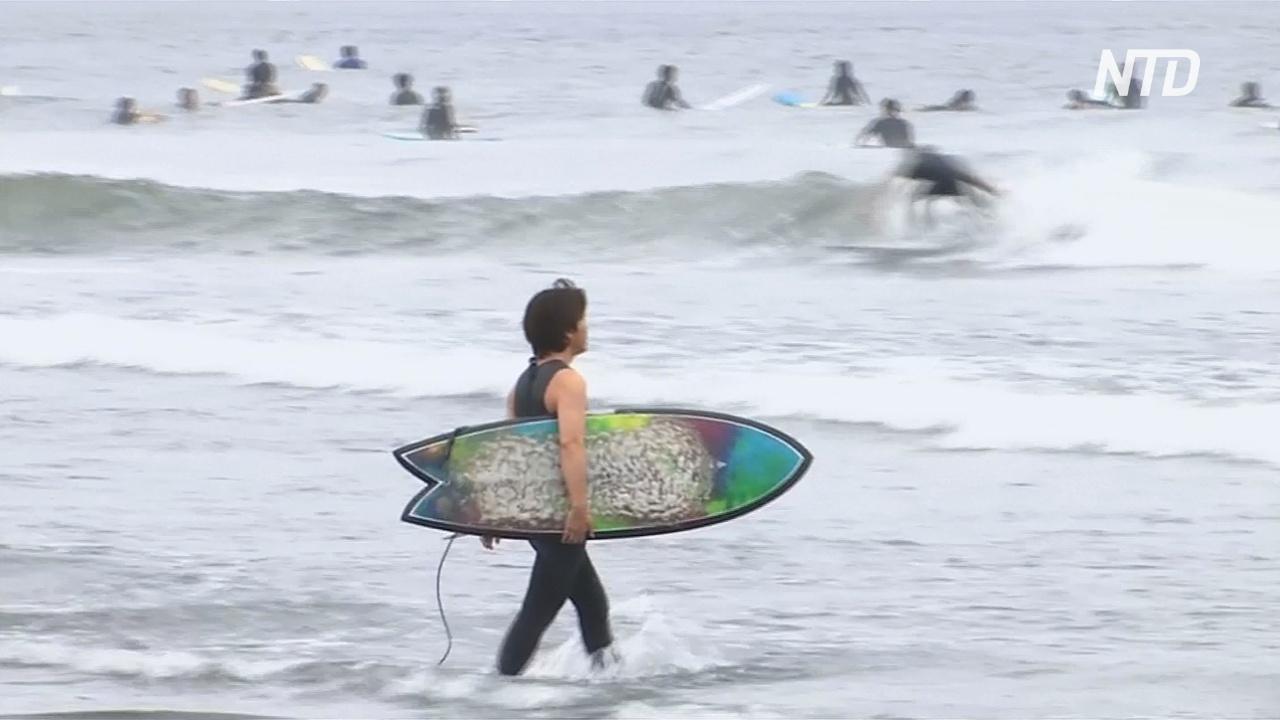Сёнан – родина современной сёрфинг-культуры Японии