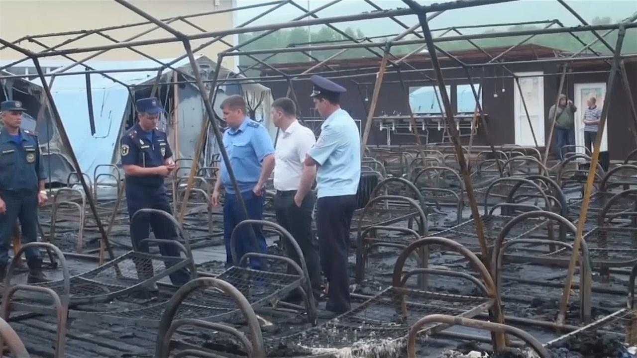 Скончался четвёртый ребёнок, пострадавший при пожаре под Хабаровском